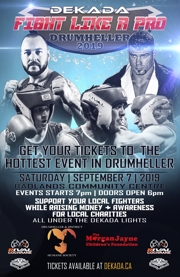 DEKADA FIGHT NIGHT - Top Professional Boxing Event in
